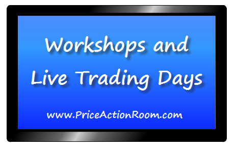 Upcoming Workshops and Live Trading Days